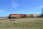 BNSF 6689  south of edward